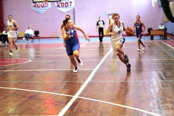 Баскетбол женский