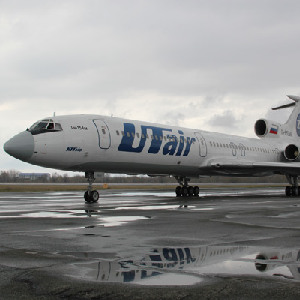 "SSAU received Tupolev Tu-154 aircraft from ""Utair"" airlines"
