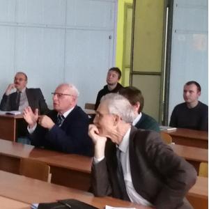 """В Самарском университете состоялся научный семинар """"Онтология проектирования"""""""