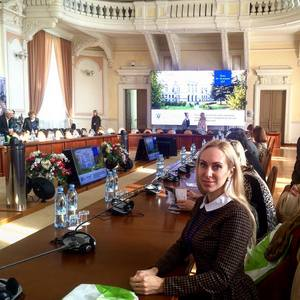 Сотрудники университета приняли участие в работе Всероссийской конференции в Томске