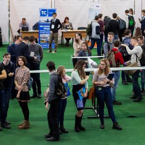 Ярмарка вакансий в рамках Всероссийского инженерного конкурса