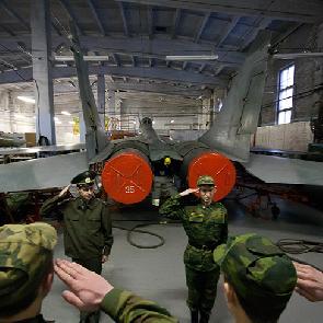Прием на военную кафедру СГАУ увеличится вдвое
