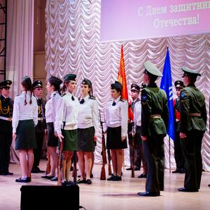 Самарский университет отметил День защитника Отечества