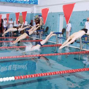 В СГАУ прошёл кубок Совета ректоров по плаванию