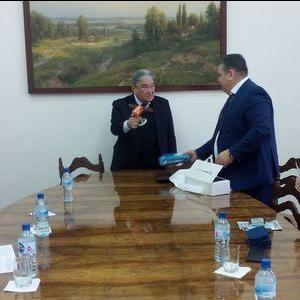 Образовательные, технологические и научные направления Самарского университета представлены в Узбекистане