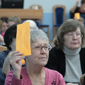 Состоялась отчётно-выборная конференция совета общественной организации «Ветеран СГАУ»