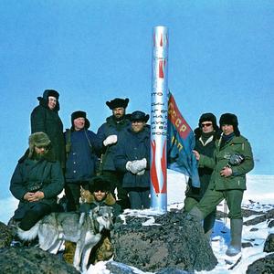 Инженеры из Куйбышева на Земле Франца Иосифа
