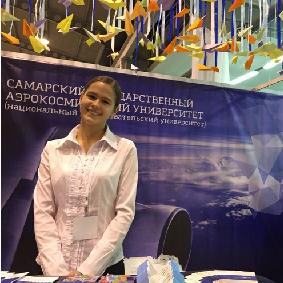 СГАУ принимает участие в межрегиональной выставке «Образование. Наука. Бизнес»