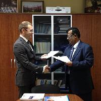 СГАУ посетила делегация из Бангалора, Индия
