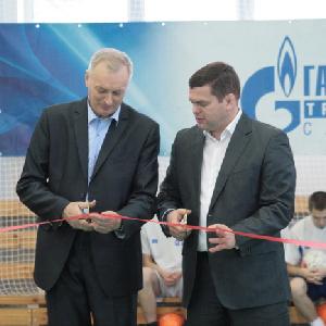 В СГАУ открыли новый спортивный комплекс