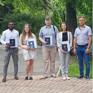 Молодые ученые Самарского университета им. Королёва получили дипломы об окончании аспирантуры в Ботаническом саду