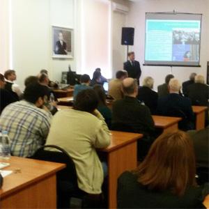 В СГАУ состоялся II семинар-совещание по вопросам интеллектуального анализа и обработки данных сверхбольшого объема