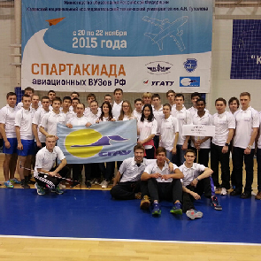 Спортсмены авиационных вузов России участвовали в спартакиаде в Казани