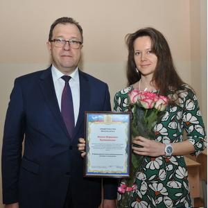 Достижения ученых университета отмечены грантами Президента РФ
