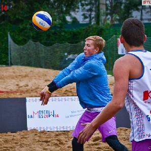 Студент СГАУ стал призёром международного фестиваля Moscow games 2014