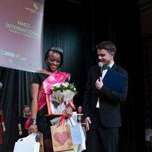 Ева Катте из Кении первая Мисс International Самарского университета