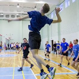 Соревнования первокурсников пройдут по четырем видам спорта