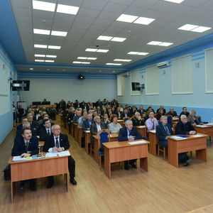 В Самарском университете обсудили развитие вуза и естественнонаучного института