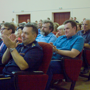 В Самарском университете состоялось расширенное заседание ученого совета