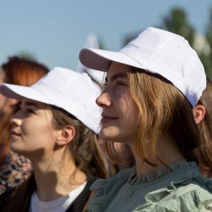 Самарский университет принял участие в параде студенчества