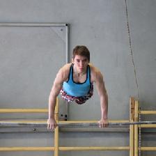 Первенство СГАУ по спортивной гимнастике