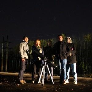 Астрономические наблюдения в честь Международного дня астрономии