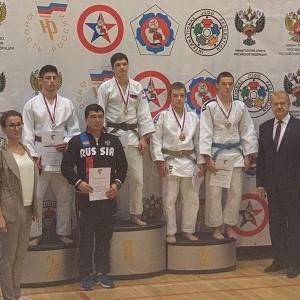 Студент Самарского университета стал чемпионом Всероссийских соревнований по дзюдо