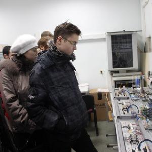 Факультет двигателей летательных аппаратов провёл День открытых дверей