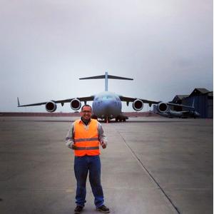 Студент прошел практику на базе Воздушных сил Перу