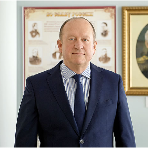 Выпускник Самарского университета им. Королева Виктор Толмачев празднует юбилей