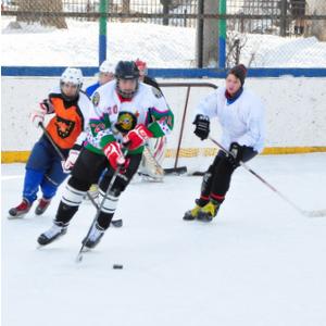 Завершилось первенство СГАУ по хоккею