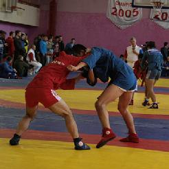 В СГАУ прошёл 19-й всероссийский турнир по самбо