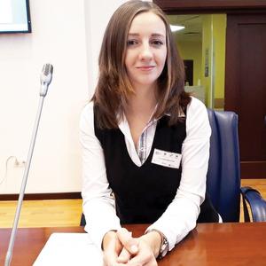 """Юлия Нестерюк: """"Наука стала неотъемлемой частью моей студенческой жизни"""""""