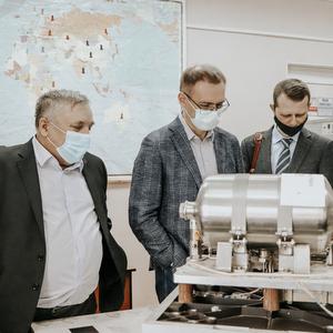 Самарский университет им. Королёва и ОмГТУ договорились о расширении сотрудничества