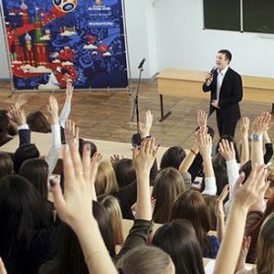 Школьников и студентов приглашают стать волонтёрами