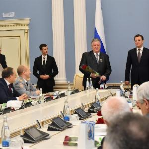 Глава региона вручил госнаграды ученым Самарского университета