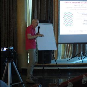 Сотрудники МНИЦТМ профессор Davide M. Proserpio и Евгений Александров приняли участие в IWSN2017