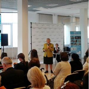 Самарский университет представил свой опыт на Форуме социальных инноваций