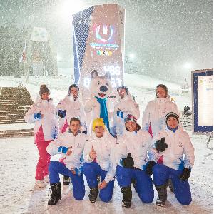 Подготовка Красноярска к Зимней универсиаде 2019