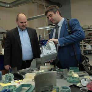 На базе университета создается центр гибридных аддитивных технологий