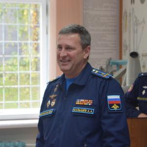 Студентов пригласили служить в Воздушно-космические силы