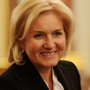 Заместитель председателя правительства РФ поздравила университет с 75-летием
