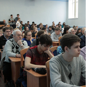 В СГАУ проходит Международная научно-техническая конференция «Перспективные информационные технологии-2015»
