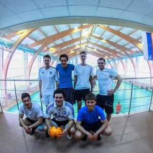 Институт двигателестроения СГАУ провёл турнир по мини-футболу