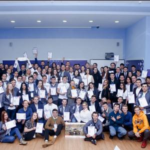 """12 студентов университета стали дипломантами Олимпиады """"Я - профессионал"""", четыре из них - медалистами"""
