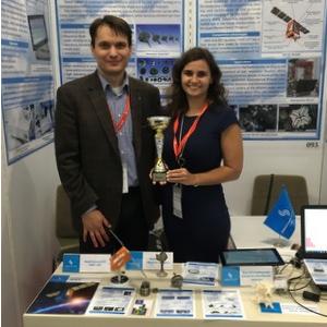 Разработки Самарского университета получили признание на выставке инноваций в Нюрнберге