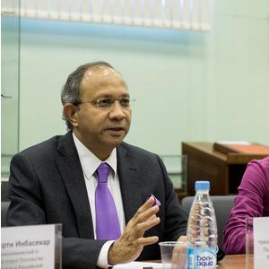 Посол Индии предложил университету развивать сотрудничество