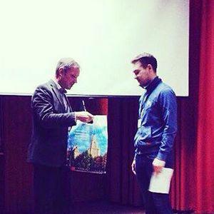 Аспирант Алексей Абдульмянов стал победителем конференции