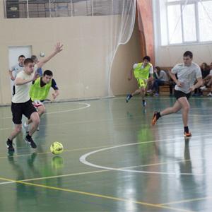 Футболисты СГАУ завоевали первое место на областной универсиаде