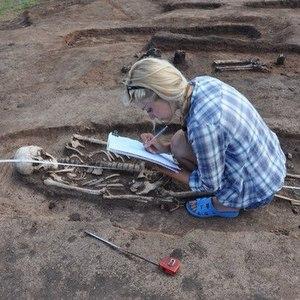 Историки ищут и находят древние могильники